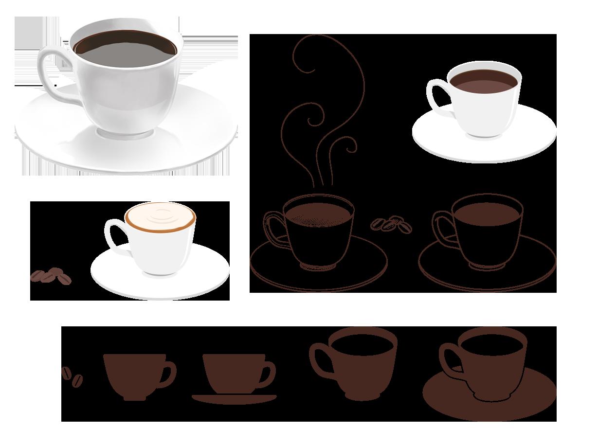 コーヒー素材